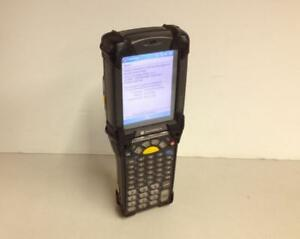 Symbol Motorola Mc9062 Wireless Barcode Scanner Pocket Pc W Battery No Stylus