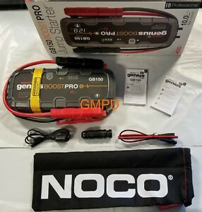 Noco Genius Boost Pro Gb150 4000 Amp Lithium Jump Starter 12v New 19366933 Gm