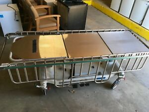 Hausted Youth Steris 462 Stretcher Medical Healthcare Hospital Bed Gurney Trauma