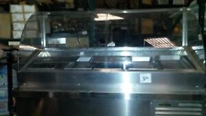 Traulsen Refridgerated Seafood Display Restaurant Retail Store Commercial