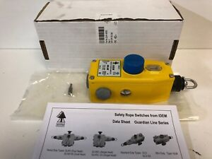 New Automation Direct Idem Glm 143053 143053 Safety Rope Emrg Stop Switch