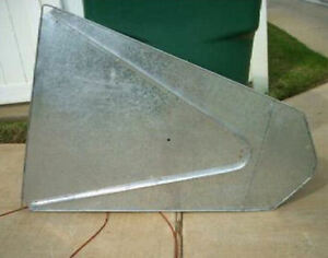 Aermotor Windmill Vane For 8ft A 702 Or A 602
