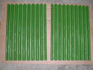 Grill Screens For John Deere 60 730 Tractors