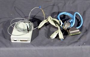 Ocean Optics S2000 Spectrometer With Cables