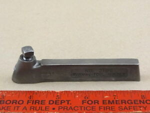 Nos Unused Original Craftsman 2196 Straight 1 4 Cutting Tool Bit Holder 4 Lathe