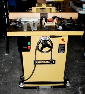 Powermatic Spindle Shaper Model 25a Price Reduction