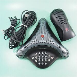 Polycom Voicestation 300 Business Conference Speaker Phone 2201 17910 001