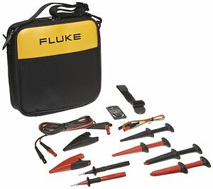 Fluke Flk tlk289 Industrial Master Test Lead Kit