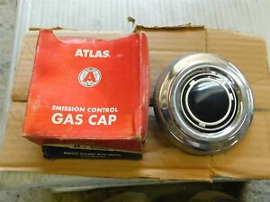 Nos 1971 1972 1973 1974 1975 1976 Amc Gremlin Atlas Usa Made Gas Fuel Cap Asby