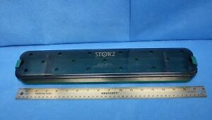 Storz 39301b Dual 4mm Rigid Scope Cystoscope Sterilization Tray Case