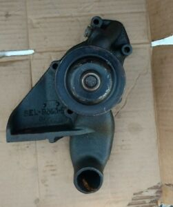 1949 1950 1951 Ford Lincoln 337 Water Pump 8el 8505 Old Green Paint
