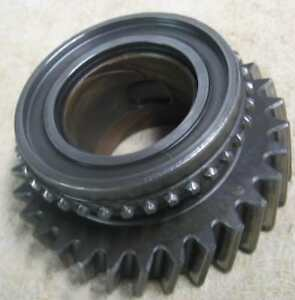 Gm Chevy Gmc Truck 3 Speed Manual Hd Transmission 30 Tooth Reverse Gear