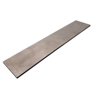 Us Stock 1 Piece 440c 9cr18mo Stainless Steel Plate Bar 3mm X 40mm X 200mm