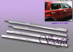 For 2008 2012 Ford Escape Chrome Stainless Steel Window Sill Sills 2009 2010 New