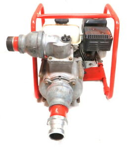 Honda Water Pump gx560 Gas Powered 5 5hp