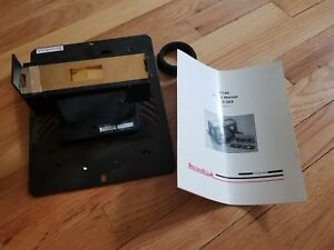 Spectra tech Spectrometer Specular Reflectance Accessory 0014 391 With Manual