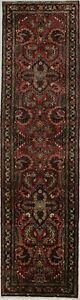 Lovely Great Shape Rare Runner Lilian Persian Rug Oriental Area Carpet 3 5x13