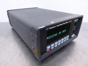 A148249 Newport 2832 c Dual Channel Power Meter