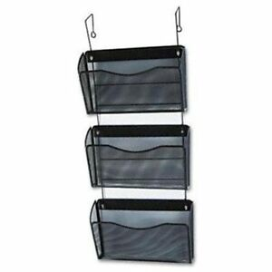 Rolodex Expressions Mesh 3 pack Hanging Wall File 33 5 Height X 14 Width X