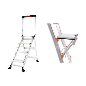 4 Step Ladder Mcs Industrial Solutions And Online