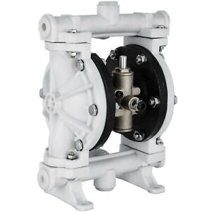 Air operated Double Diaphragm Pump 1 2inch Outlet Air operated Petroleum Fluids