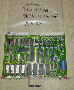 Emco Vmc 100 Cnc Mill R3d415001 Data Controller Pcb 1015oh