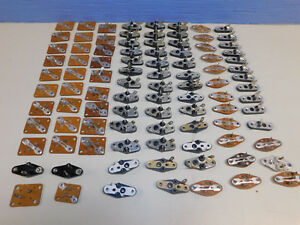 large Lot Of 90 Plus Vintage Transistor Sockets Some New Used