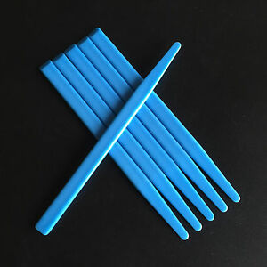 100 Pcs Dental Abs Spatula For Mixing Of Glass Ionomer Cement Dentist Clinic