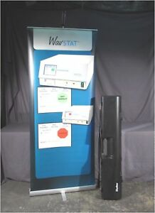 Skyline 3000 r 33 w X 78 h Retractable Trade Show Banner Stand