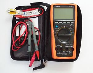 Vici Vc99 3 6 7 Auto Range Digital Multimeter With Bag Better Lead Hot New