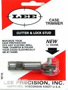 Lee Precision Case Trimmer Cutter and Lock Stud 14