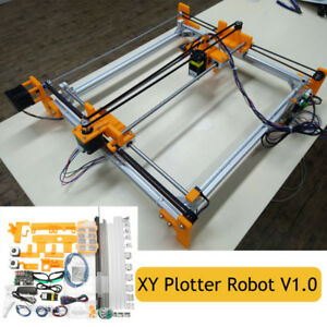 60 50cm Xy Plotter Drawing Writing Robot Auto Machine Laser Engraving Cutting