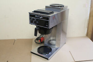 Newco Commercial Restaurant Coffee Maker Ak 2 Model Free Shipping