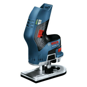 Bosch 12v Max Ec Brushless Palm Edge Router bare Tool Gkf12v 25n New