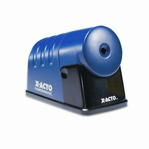 X acto Powerhouse Electric Pencil Sharpener Desktop 1 Hole s 6 epi1792