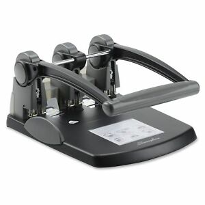 Swingline Extra High Capacity 3 hole Punch 3 Punch Head s 300 Sheet