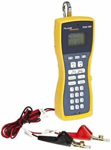 Fluke Networks Test Set Tdr Abn With Piercing Pin Cable Length ts54a09tdr