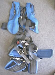 Cmc Pro Series Rescue Utility Harness Vest Xl Extra Large