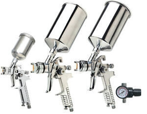 Titan 19220 4pc Hvlp Spray Gun Kit