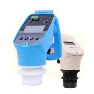 4 20ma Integrated Ultrasonic Level Meter Ultrasonic Water Level Gauge Dc24v