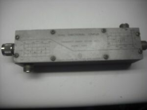 Hp Dual Directional Coupler P n 764d used