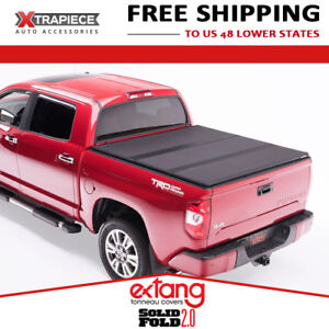 Extang Solid Fold 2 0 Tonneau Cover Fit 05 15 Toyota Tacoma 6 Bed