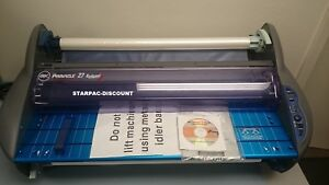 Gbc Pinnacle 27 Ezload Thermal Laminator 1701721ez 2 Free Rolls Of Film Sale