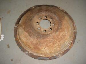 Ford 8n naa Tractor 28 Wheel Center Disc Jubilee 8n Ford