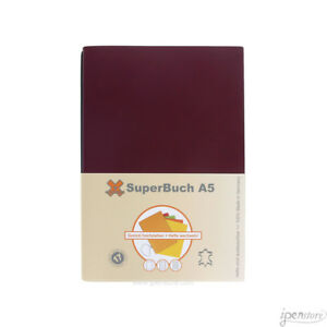 X17 Notebook super Book From Germany Bonded Leather A5 5 8 X 8 3 Purple