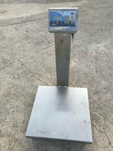 Fairbanks Scales H90 3052d Platform Scale Floor Factory Mixing Weight