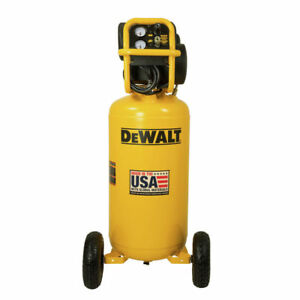 Dewalt Dxcm271 com 27 Gal 200 Psi Air Compressor New