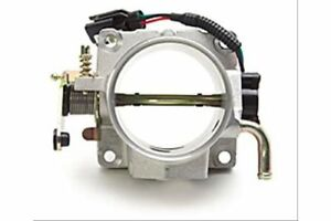 Edelbrock 3825 Throttle Body Aluminum Natural 70mm Ford 5 0l Ea