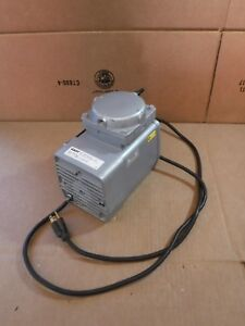 Gast Vacuum Diaphragm Pump 1 3 Horsepower 60 Max Psi Model doa p703 fb