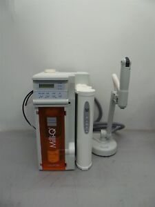 Millipore Milli q Synthesis Zmqp6vf01 Water Purification System